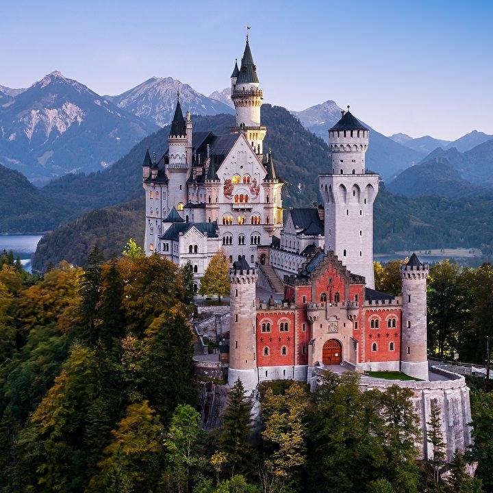 туры в Германию из Бобруйска, Солигорска, Минска, Жлобина, Осиповичей