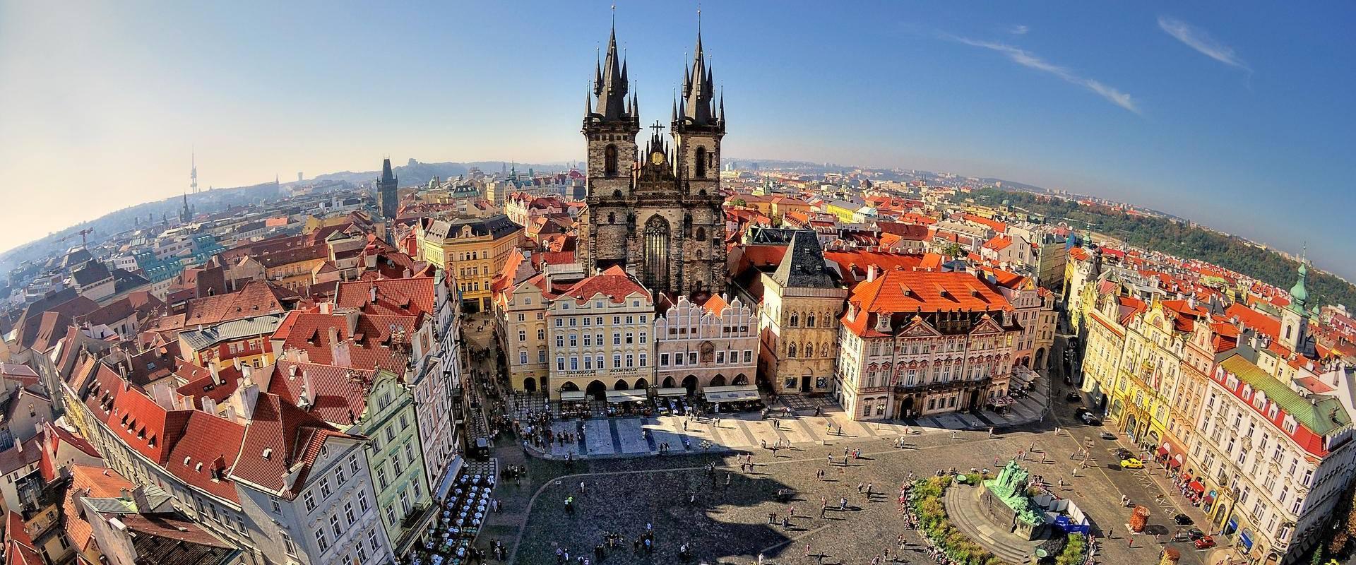 туры в Чехию из Бобруйска, Солигорска, Минска, Жлобина, Осиповичей