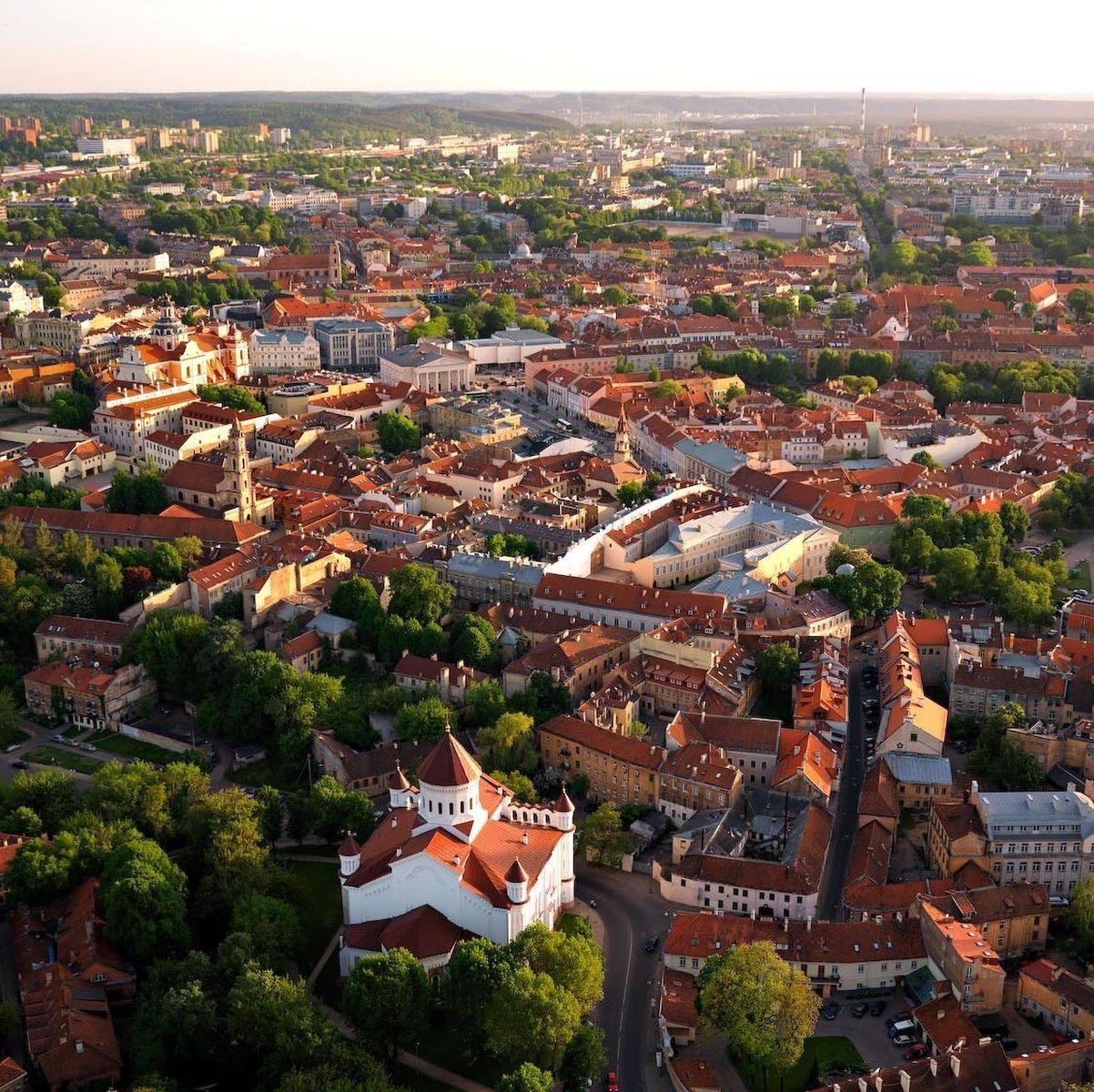туры в Литву из Бобруйска, Солигорска, Минска, Жлобина, Осиповичей